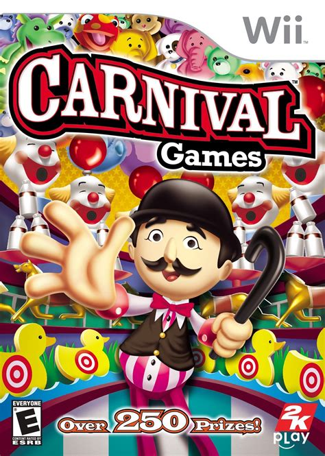carnival games release date xbox  ps switch ds wii