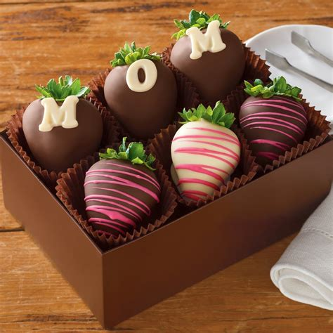harry  david chocolate covered strawberries mothers