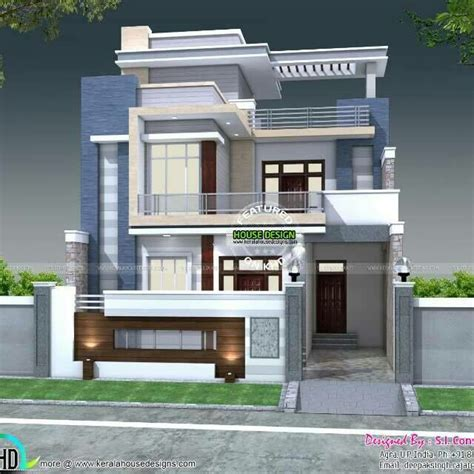 dipak singh agra kerala house design duplex house design small house elevation design