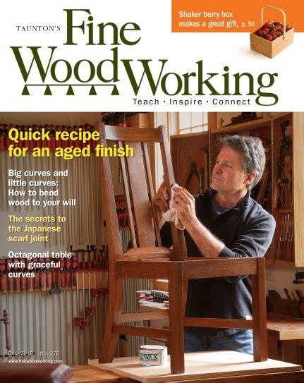fine woodworking december