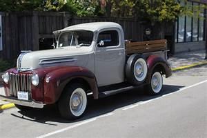 Pick Up Ford : 1946 ford pick up interesting chicago ~ Medecine-chirurgie-esthetiques.com Avis de Voitures
