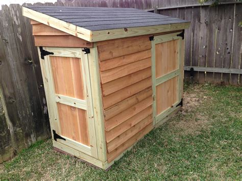Lawn Mower Storage Shed by White Lawnmower Shed Diy Projects