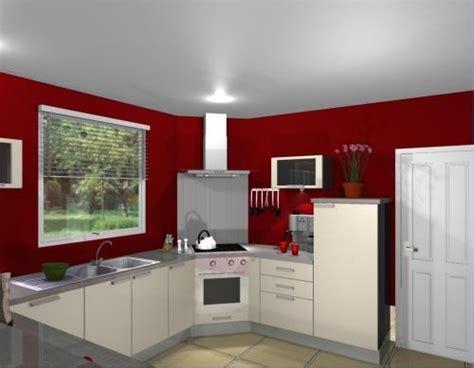 mur cuisine framboise davaus couleur peinture framboise avec des idées