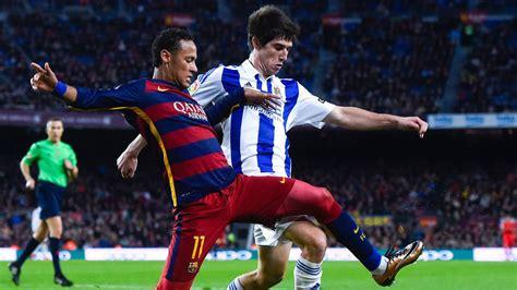 Alineaciones del Real Sociedad vs FC Barcelona (Liga J32)