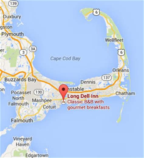 Bed and Breakfast Cape Cod • Hotels Osterville • Hotels ...