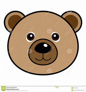 Cute Bear Vector stock vector. Illustration of happy ...