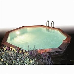 Eclairage Piscine Bois : spot piscine ~ Edinachiropracticcenter.com Idées de Décoration