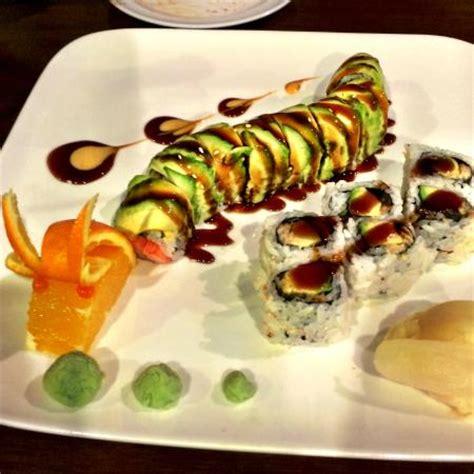 hana japanese cuisine sushi roll hana picture of hana japanese restaurant