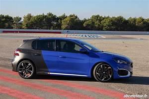 Peugeot Hybride Prix : la peugeot 308 r hybrid fait le show sur le circuit du castellet ~ Gottalentnigeria.com Avis de Voitures