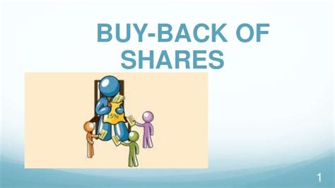 buy back of shares