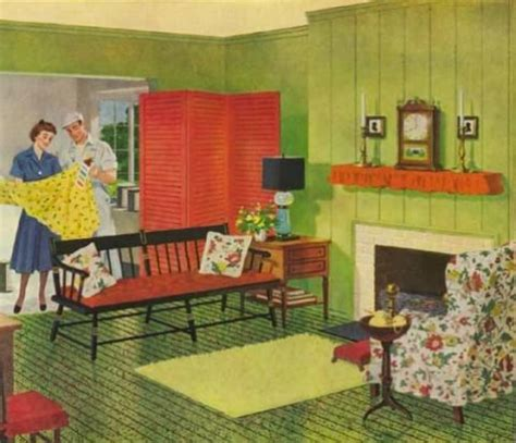 1000+ Ideas About 1940s Home Decor On Pinterest  Homes