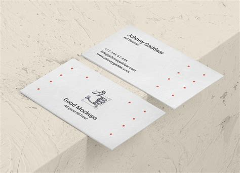 Free Creative Visiting Card Mockup Psd Business Card Printing Template Photoshop Print Out Footscray Cards Sydney Online India Montreal Visiting Hsn Code In Lahore