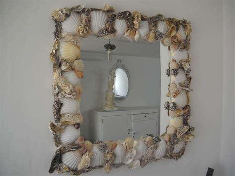 Cornici Decorate Fai Da Te Specchi Decorati Fai Da Te Foto Tempo Libero Pourfemme