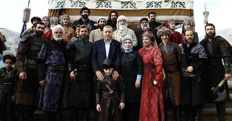 الاسماء الحقيقية لجميع ابطال مسلسل قيامة ارطغرل التركي