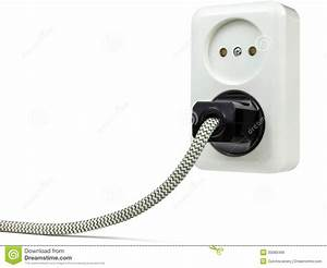 Euro Wall Plug Wiring Diagram : european wall outlet with power plug isolated on white ~ A.2002-acura-tl-radio.info Haus und Dekorationen