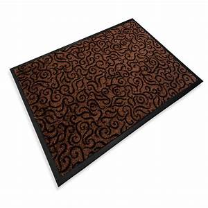 tapis entree maison usage prive et commercial qualite With tapis d entrée design