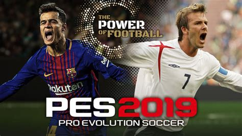 pes 2019 announced with new trailer coming to ps4 xbox