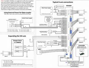 Running Two Stepper Motors From A Single Driver By Wiring