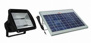 Solar panel basics and types of panels used in flood