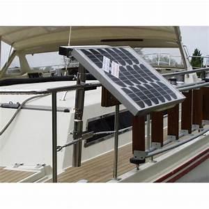 Installation Panneau Solaire : support panneau solaire inclinable pour fast install ~ Dode.kayakingforconservation.com Idées de Décoration