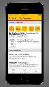 Dhl Packstation App : dhl paket app f r android und ios unterwegs wissen wo ~ A.2002-acura-tl-radio.info Haus und Dekorationen
