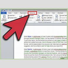 3 Cara Untuk Menambahkan Catatan Kaki Di Microsoft Word Wikihow
