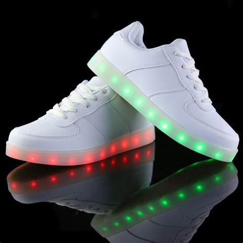 light up sneakers for adults fashion for and mens light up led
