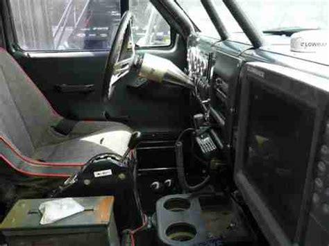 buy   ford bronco prerunner custom chevy  motor
