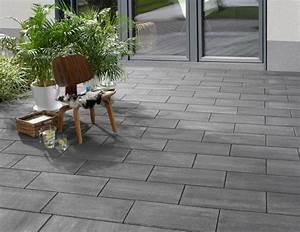 Kann Beton Terrassenplatten : kann terrassenplatten stratos platten betonglatt in 3 ~ Articles-book.com Haus und Dekorationen