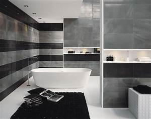 salle de bains carrelage gris With carrelage gris salle de bain