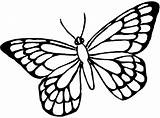 Butterfly Coloring Pages Clipartmag sketch template