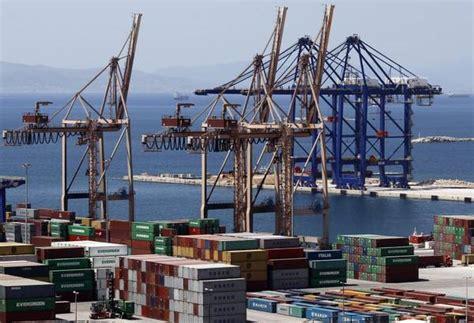 porti della grecia porti grecia cosco cina incoraggia investimenti cinesi