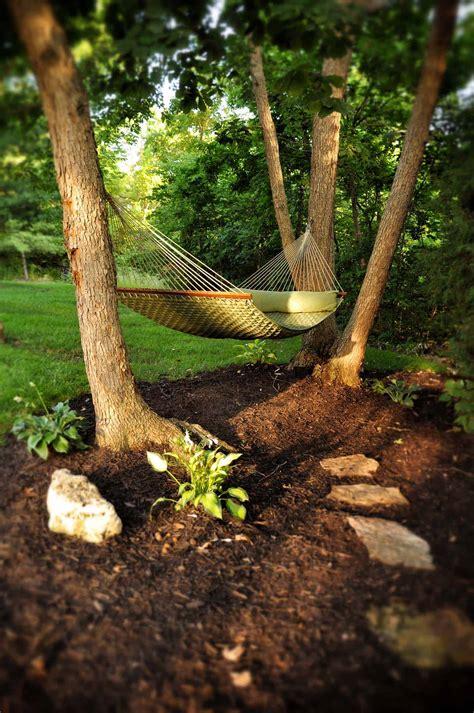 Hammock Ideas by 31 Heavenly Outdoor Hammock Ideas The Most Of Summer