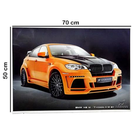 Gambar Mobil Bmw X6 M by Poster Bmw X6 M Hannam Tycoon Pusaka Dunia