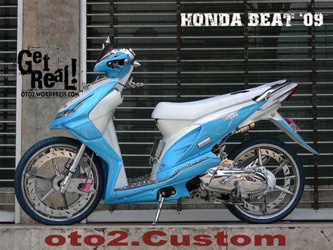 Honda Beat Modif by Gambar Modifikasi Honda Beat Foto Modifikasi Honda Beat