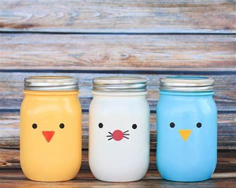 diy with jars diy easter crafts games more creative juice