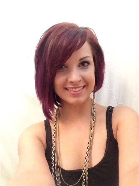 adorable asymmetrical bob hairstyles  hottest bob haircuts styles weekly