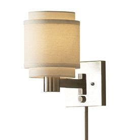 30 allen roth 10 1 8 in brushed nickel swing arm wall