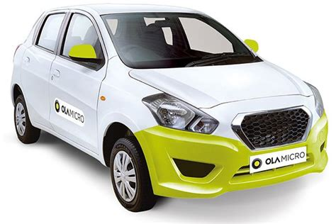 Ola Claims Its 'micro' Service Has Overtaken Its Nearest Rival