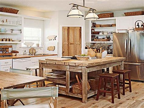 rustic kitchen islands 27 best kitchen family room combo images on