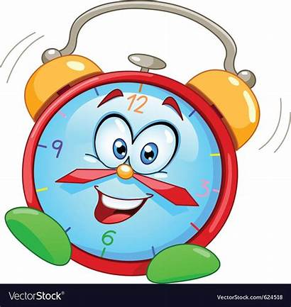 Clock Alarm Cartoon Vector Clipart Conversion Quizizz
