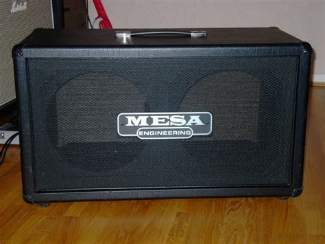 Mesa Boogie Cabinet 2x12 by Mesa Boogie Recto 2x12 Horizontal Image 460895