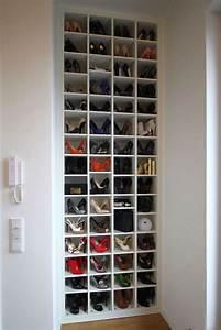 Schuhregal Schmal Hoch : 683 1024 walk in closet pinterest schuhregal flure und schuhschr nke ~ Sanjose-hotels-ca.com Haus und Dekorationen