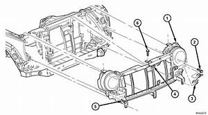 2006 Jeep Liberty  Diagrams On How The Front End Body