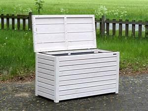 Holz Weiß Streichen Aussen : auflagenbox kissenbox holz made in germany ~ Whattoseeinmadrid.com Haus und Dekorationen