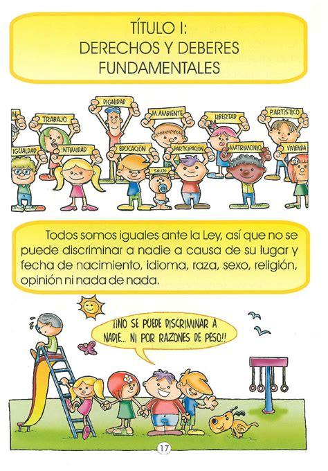 La constitución contada para niños y niñas (14