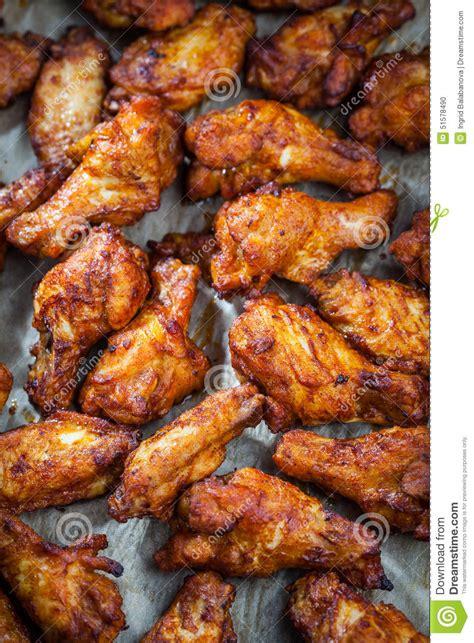 baking wings sheet chicken herbs cuisine preview