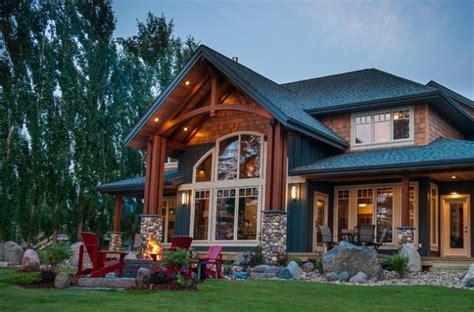 Rustic Home Exterior Design by 17 Beautiful Rustic Exterior Design Ideas