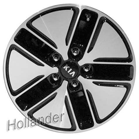 kia optima wheels machined black rims