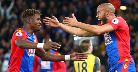 Crystal Palace 3-0 Arsenal PLAYER RATINGS as Wilfried Zaha ...